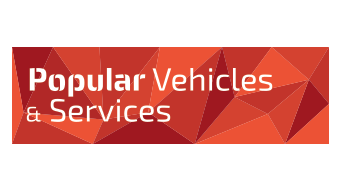 Popular Vehicles & Services